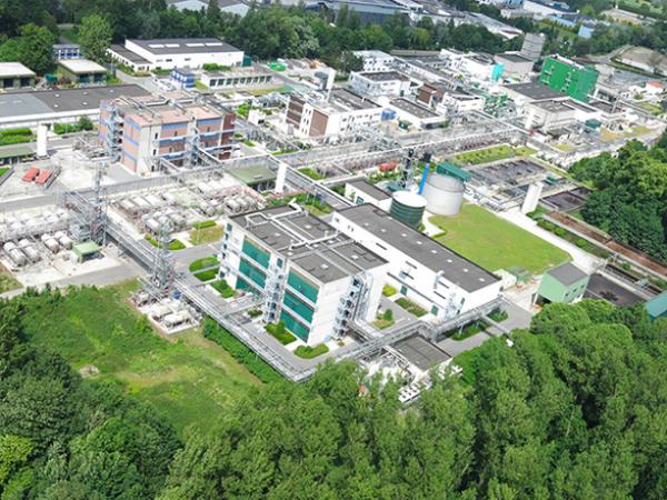 کارخانه امنیکم آجینوموتو در بلژیک