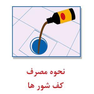 نحوه مصرف مایع فاضلاب 3